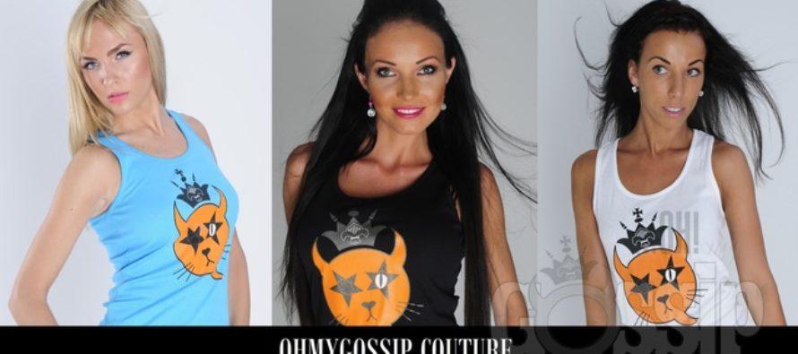 EKSKLUSIIV: Ohmygossip Couture tutvustab brändi uusi kauneid reklaamnägusid!