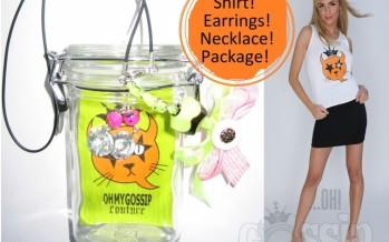 """Liitu Gossip.ee lehega Facebookis ja võida Ohmygossip Couture'i kinkekomplekt """"4LOVE"""", väärtusega 221.99€"""