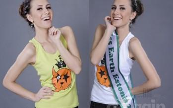 Miss Earth Estonia 2011 Xenia Likhacheva Ohmygossip Couture'i eksklusiivses fotosessioonis! Galerii!