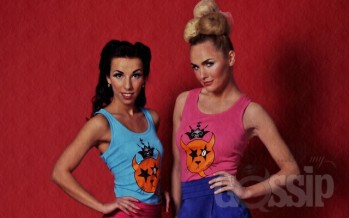 Ohmygossip Couture Pin-up style moeeri VOL1