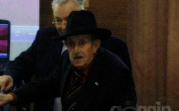 """94aastane rabi Rafail Beltšikov esitles elulooraamatut """"Elu pärast elu"""""""