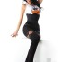 Ohmygossip Couture Pin-up style moeeri modell Sini Ariell'iga Soomest