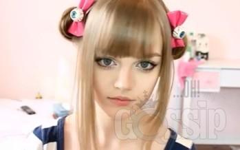 Helena-Reet: Blogroll'i täiendades leidsin potentsiaalse Ohmygossip Couture'i reklaamnäo. Saage tuttavaks — Dakota Rose!
