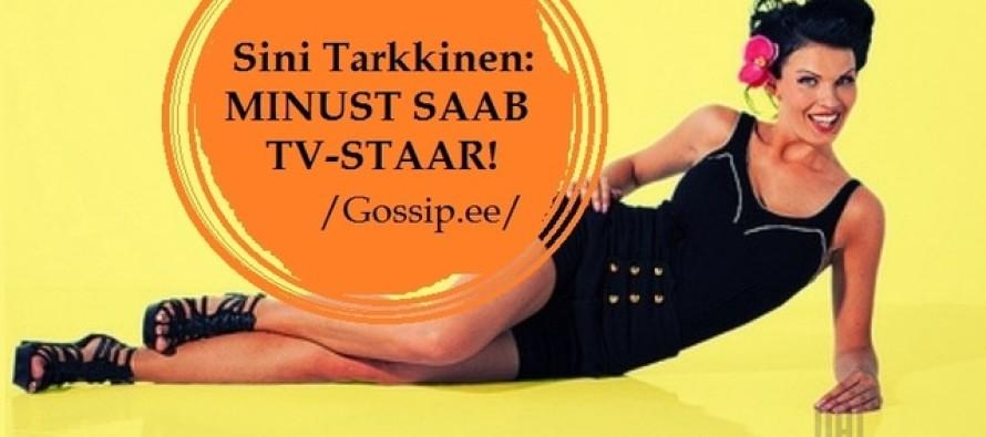 Soome modell ja tattoo artist Sini Tarkkinen Gossip.ee-le: Soovin oma reality showd!