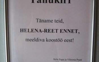 """Helena-Reet: Mul on hea meel, et projekt """"Aitame kurte ja vaegkuuljaid"""" on olnud jätkusuutlik!"""