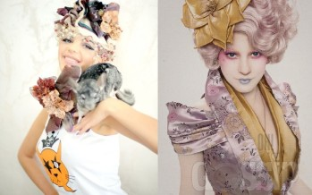 Hunger Games'i (Näljamängud) kostüümidisainer Judianna Makovsky'it inspireeris Capitol Couture'i looma Ohmygossip Couture?