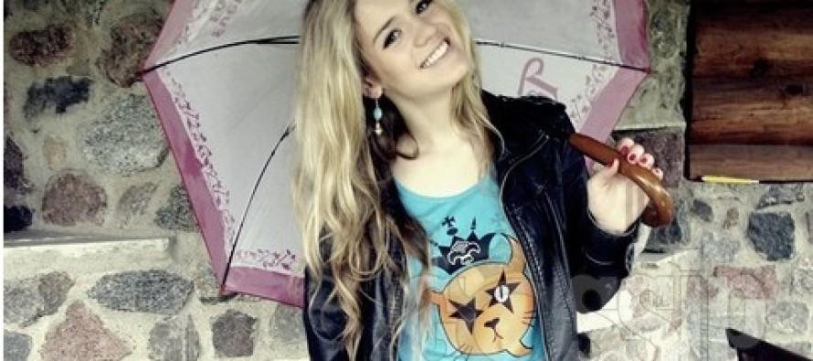 Ohmygossip Couture suve-eri modelli ning blogija Birgit Kool'iga. Galerii!