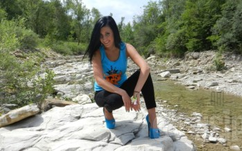 Ohmygossip Couture suve-eri modell Kristiina Kalberg'iga — From Italy with Love! Galerii!