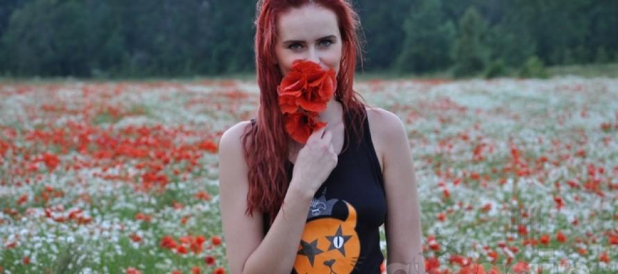 Ohmygossip Couture suve-eri modell Mariliis Anger'iga