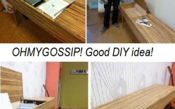 DIY: Tee endale printeri ja paberi kapp!