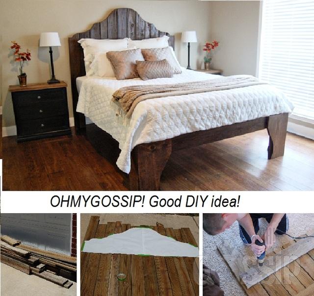 Foto: Tee endale ise kaunis voodi!