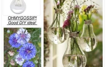 DIY: Tee omapärased rippuvad aia- või rõduvaasid