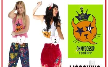 Auhinnamäng: Liitu Gossip.ee lehega Facebookis ja võida endale särtsakas riidekomplekt Ohmygossip Couture'ilt ja Moschino'lt!