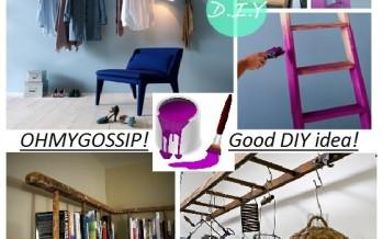 DIY: Tee endale vanast redelist vahva nagi või riiul