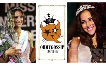 Ohmygossip Couture lõi käed Miss Universe Norway Sara Nicole Andersen´i ja Miss Universe Sweden Hanni Beronius´ega!