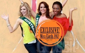 Miss Earth 2012 – Galerii vol1