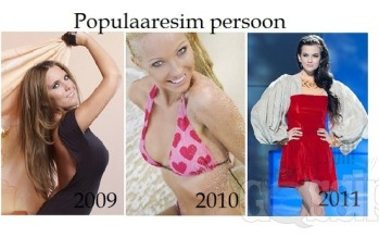 "Ohmygossip Awards: ""Populaarseim persoon 2012"" NOMINENDID!"