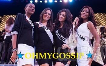 Miss Universe 2012: Miss Universe Estonia Natalie Korneitsik särab Jubilee Show'l  Bally hotellis