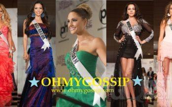 Miss Universe 2012 kandidaatide ametlik tutvustus pressile