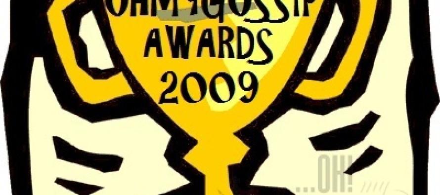 "Ohmygossip Awards: ""Populaarseim persoon 2009"""