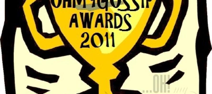 """Ohmygossip Awards: """"Populaarseim persoon 2011"""" on valitud!"""