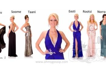 Miss Universe 2013: Missikandidaadid poseerivad õhtukleitides (Vol3)
