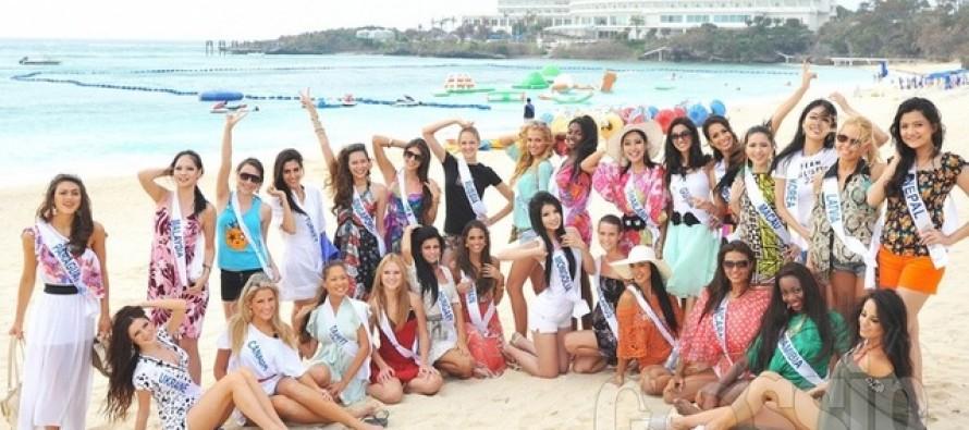 Miss Estonia 2011 Madli Vilsar esindab Eestit detsembris Jaapanis toimuval Miss International 2013 võistlusel