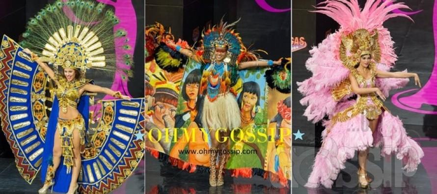 Miss Universe 2013: Missid demonstreerivad rahvuslikke kostüüme  (Vol1/3)