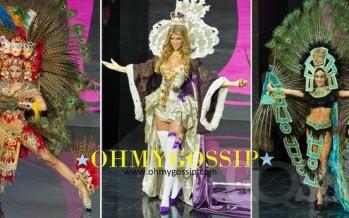 Miss Universe 2013: Missid demonstreerivad rahvuslikke kostüüme (Vol2/3)