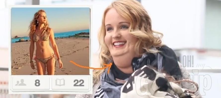 VIDEOUUDIS! Vaata kuidas reageerivad mehed, kui kohtingule tuleb tunduvalt korpulentsem tüdruk kui välja reklaamitud