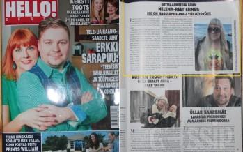 Hello! Magazine: Helena-Reet Ennet alustas koostööd Ameerika kotibrändiga
