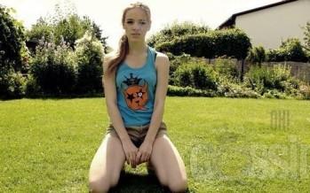 Ohmygossip Couture moe-eri modelli ning blogija Birgit Kool'iga. Galerii!