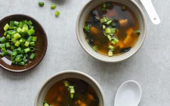 Miso supp — Kuidas teha lihtsat dashi't ehk Jaapani puljongit