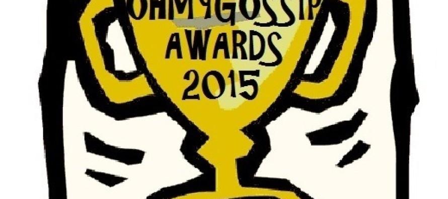 "Ohmygossip Awards: Eesti ""Populaarseim persoon 2015"""