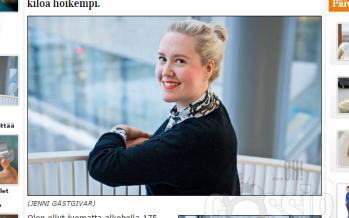 Iltalehti toimetaja Ilona Vehmas loobus alkoholist: Enesetunne taastus ja võtsin üle 20 kilo alla