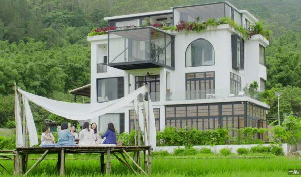 7 Hiina sõbrannat ostsid pool MILJONIT väärt oleva maja ja leppisid kokku, et elavad seal igavesti koos + FOTOD ja VIDEO!
