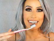 Kas aktiivsöega üldse tasub hambaid pesta? +VIDEO enne ja pärast tulemusega