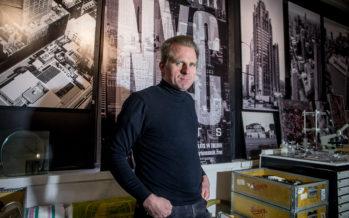 Fahle galeriis näeb Arne Maasiku pilte New Yorkist