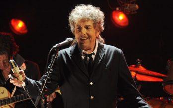 Bob Dylan tänas Rootsi Akadeemiat + VIDEO!