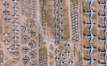 VAATA JÄRGI! Selline näeb välja lennukite viimane puhkepaik + FOTOD!