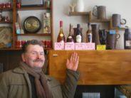 Hillar Kohv käis Sauga vallamajas end üksikkandidaadina kohalikele valimistele üles seadmas