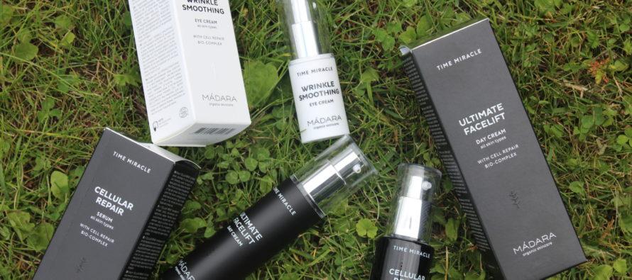 Ohmygossip testib Madara näo- ja juuksehooldustooteid!