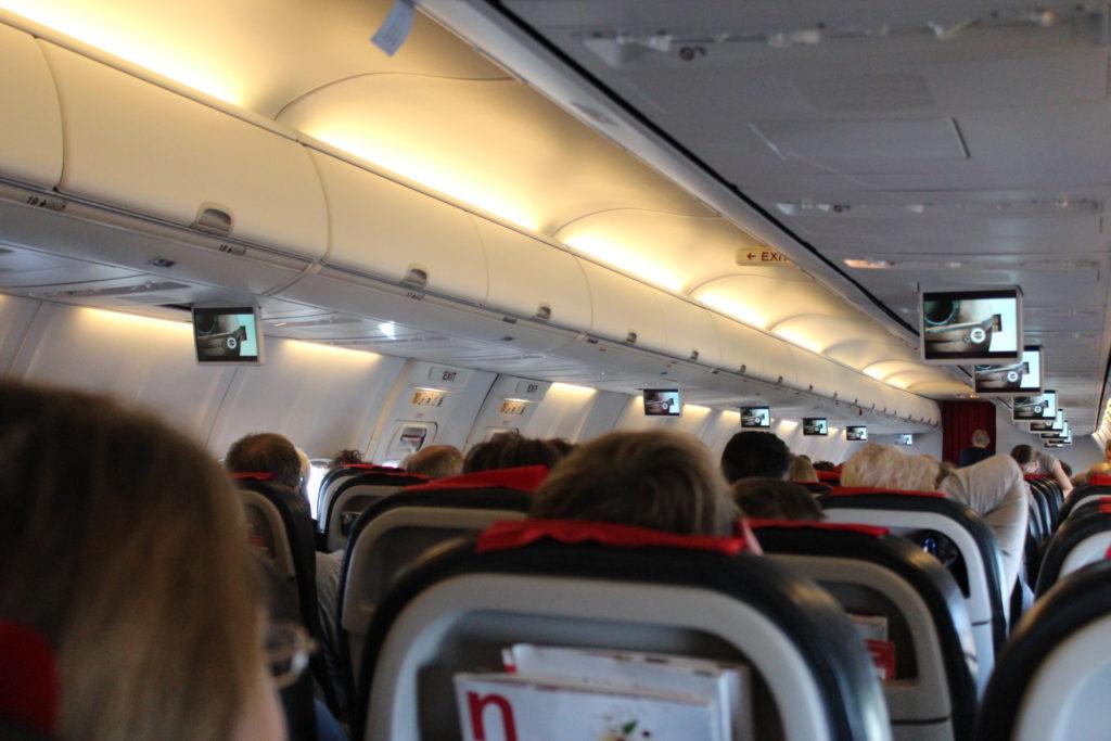Norwegian Air, lennuk, foto OHMYGOSSIP