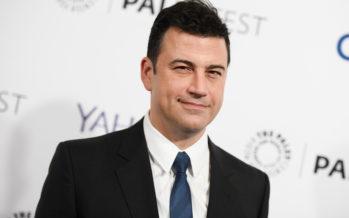 Oscarite galat juhib Jimmy Kimmel