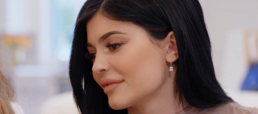 Cosmopolitani toimetaja Brooke Shunatona nädal Kylie Jenner´ina
