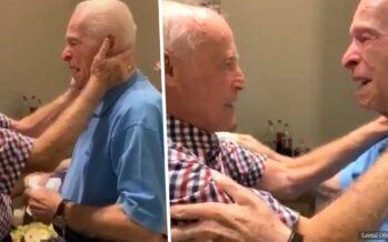 Nõod kohtusid pärast Rumeeniast põgenemist alles 75 aastat hiljem, kuna uskusid mõlemad, et teine on holokausti käigus hukkunud + Südantsoojendav KOHTUMISVIDEO!