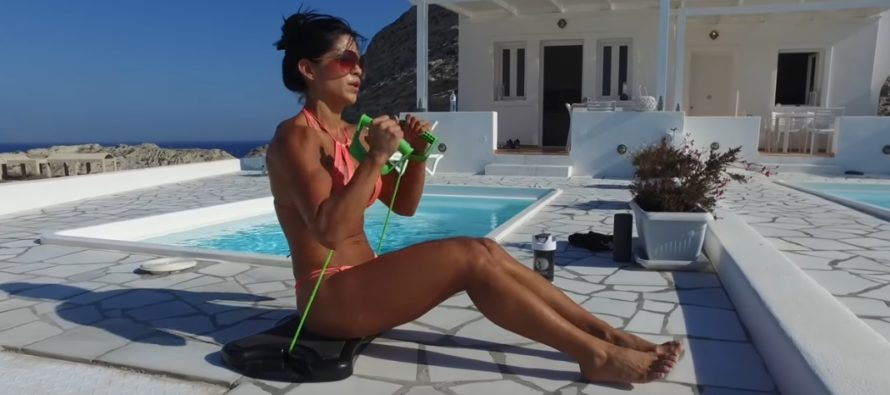 Miljonid naised ihalevad Michelle Lewin´i keha. OTSID motivatsiooni? Siit leiate hulgaliselt lihtsaid harjutusi koduseks trenniks!
