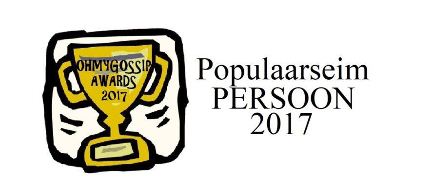 """OHMYGOSSIP Awards: Eesti """"Populaarseim persoon 2017"""" on selgunud!"""