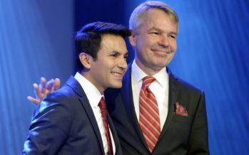 Pekka Haavisto kandideerib uuesti Soome presidendiks