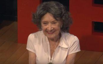100-aastane Tao Porchon-Lync tegeleb jätkuvalt jooga ja tantsimisega + vaata VIDEOst!